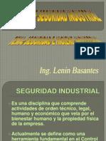 Modulo Seguridad Industrial- Lenin Basantes