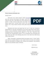 Proposal Penawaran Iklan
