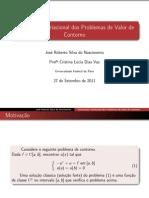 Análise_Numérica_de_Equações_Diferenciais_Parciais_Slide