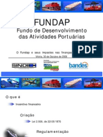 O Fundap (Severiano Alvarenga Imperial - Presidente Do Sindiex)