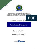Manual Convenente Credenciamento Proponente Vs11 07112011