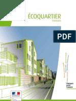 Concours Ecoquartiers 2008-2009_MEEDDAT