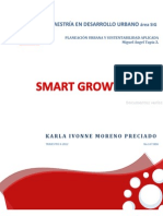 CRECIEMIENTO INTELIGENTE (SMART GROWTH)