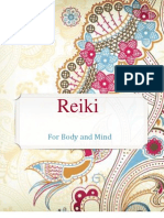 Reiki for Body and Mind