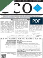 ECO - Bonn Climate Negotiations - May 19 2012
