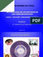 Ciencia Intr Est CsSociales