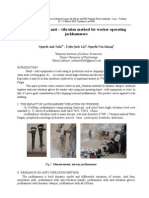 A research on anti – vibration method for worker operating jackhammers, Nguyen Van Khang, Nguyen Anh Tuan