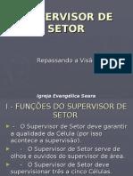 Supervisor de Setor