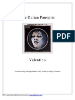 Valentino - The Dalian Panoptic (English)