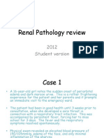 Final Renal Pathology Review 2012 Student Edition