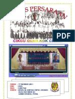 Contoh Buku Program Majlis Persaraan