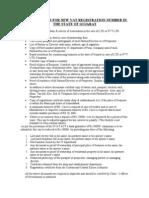 14 Procedure for Vat Rc