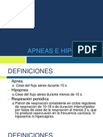APNEA HIPOPNEA