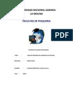 Informe #4 Conservas de Pescado
