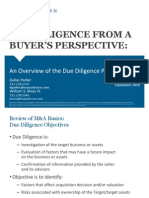 9 14 10 Due Diligence Process
