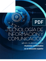 MÓDULO DE TECNOLOGÍA DE INFORMACIÓN Y COMUNICACIÓN 2012