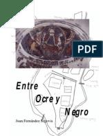Entre Ocre y Negro