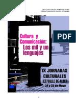 IX Jornadas Culturales
