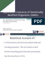 Bioethic Biotech Presentation