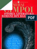 Cimpoi - Istoria Literaturii Rom