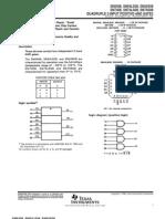 Datasheet SN74LS08