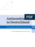 Antisemitismusbericht Bericht Copy