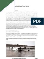 Os Aeroportos da Madeira e Porto Santo