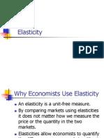 1 Elasticity