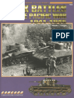 Tank Battles of the Pacific War 1941-45