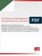 Mashery API Management Kit
