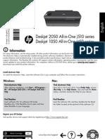 Hp 1050 User Manual