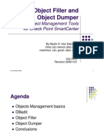 2622296 Checkpoint Object Filler and Object Dumper Presentation (1)