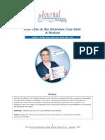 Oral Care in ICU