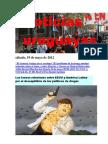 Noticias Uruguayas, sábado 19 de mayo de 2012