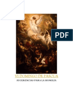 VI Domingo de Pascua-homilía-