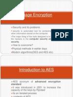 Image Encryption Slides