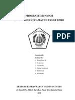 Program Imunisasi