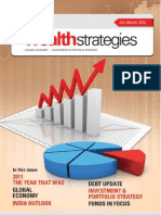 HSBC India - Jan-March 2012 Issue of Wealth Strategies