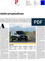 "DACIA LODGY NO ""PÚBLICO"""