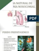 Historia Natural de Neumonia Nosocomial 1