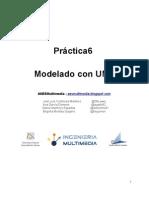 Práctica 6 - UML