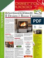 Progetto Fuoco Newsletter 2012