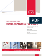 HVS - 2011 Franchise Fee Guide