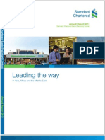 Standard Chartered Annual Report 2011