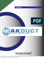 Akduct Training Book