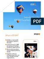 Introducing the EFQM Model (Public)