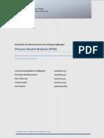 Tugas K3LL - Process Hazard Analysis