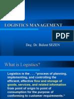 1 Logistics Management