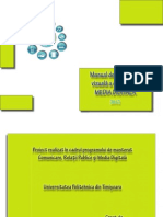 Manual identitate Vizuala Media Digitala