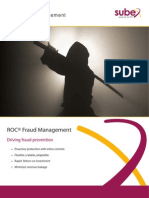 ROC Fraud Management